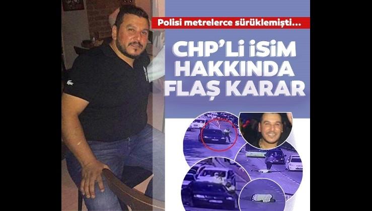 """Polisi, metrelerce sürüklemişti... Bülent Sadıkoğlu'nun ilk ifadesi ortaya çıktı! """"Aslında ben çok beyefendi bir insanım"""""""