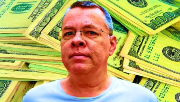Ajan adliyede, dolar düşüşte, Amerikalılar sevinçte!