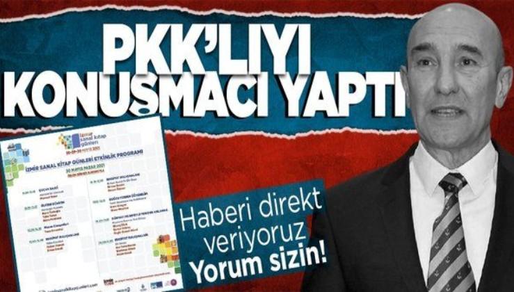 İzmir Büyükşehir Belediyesi Başkanı Tunç Soyer'den bir skandal daha! PKK destekçisi Slavoj Zizek'i konuşmacı yaptı!