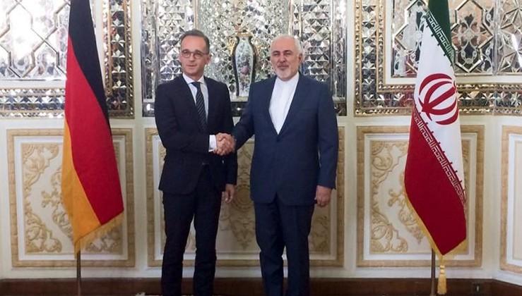 Tahran'dan Alman Dışişleri Bakanı'na ilk mesaj: AB nükleer anlaşmayı kurtarmak için bir şey yapmadı