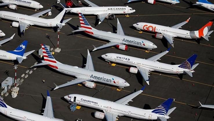 Boeing 737 Max kazalarının arkasında uçak lobisi var