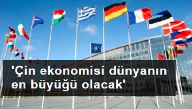 NATO Genel Sekreteri: Çin yakında dünyanın en büyük ekonomisi olacak