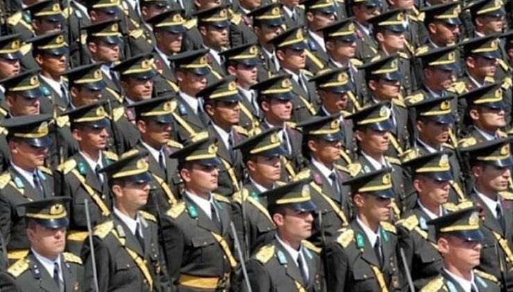 127 general ve amiralin atama işlemleri gerçekleştirildi