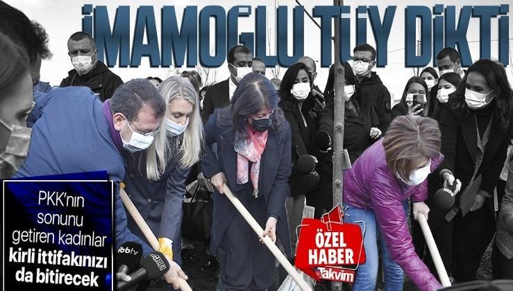 Ekrem İmamoğlu'nun Kadınlar Günü mesajı Millet İttifakı'nda kriz çıkardı! İşte tüm yaşananlar