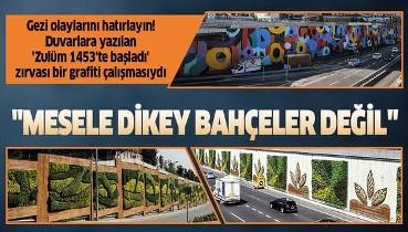 """İBB'nin """"grafiti"""" projesinin perde arkasında ne var? İstanbul, belediye başkanı eliyle gettolaştırılıyor mu?"""