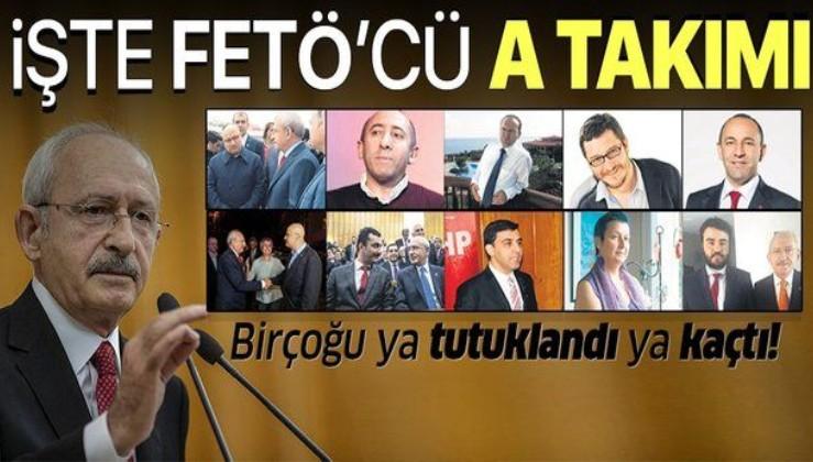 Kemal Kılıçdaroğlu'nun FETÖ'cü A Takımı.