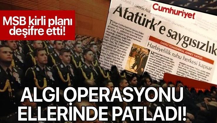 Kavala tarafından finanse edilen, HDP yayın organı haline gelen gazetenin algı operasyonu!