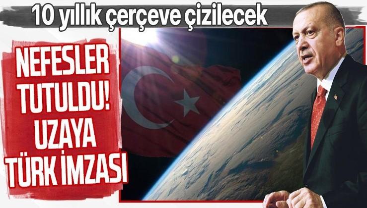 Türkiye'nin Uzay Programı bugün Cumhurbaşkanı Erdoğan'ın katılımıyla tanıtılacak