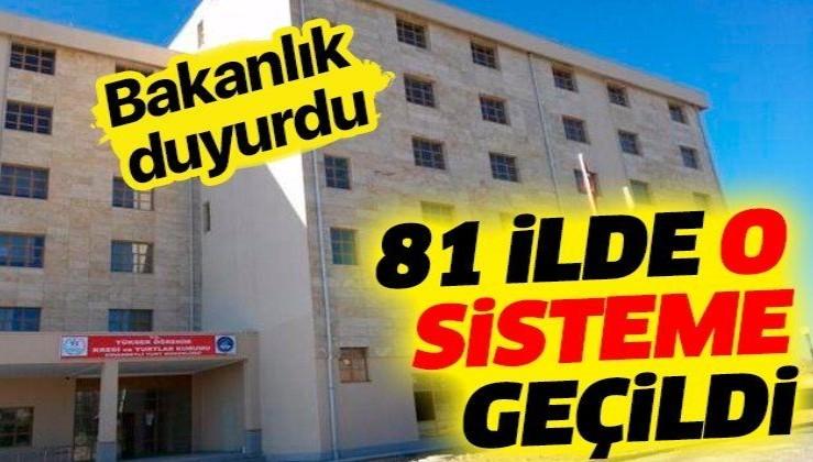 Gençlik ve Spor Bakanlığı duyurdu: 81 ilde nöbetçi yurt sistemine geçildi