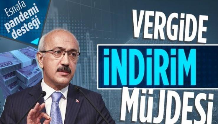 """Hazine ve Maliye Bakanı Lütfi Elvan'dan son dakika """"enflasyonla mücadele"""" mesajı"""