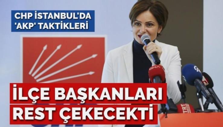 İlçe başkanları Kaftancıoğlu'na rest çekecekti… CHP İstanbul'da 'AKP' taktikleri