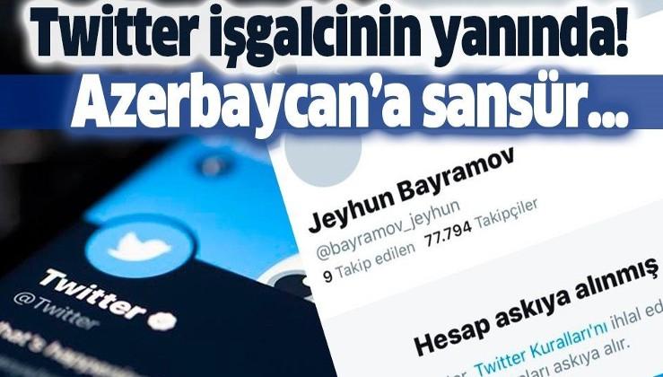 Twitter'dan Azerbaycan'a sansür! Dışişleri Bakanı Ceyhun Bayramov'un hesabı askıya alındı
