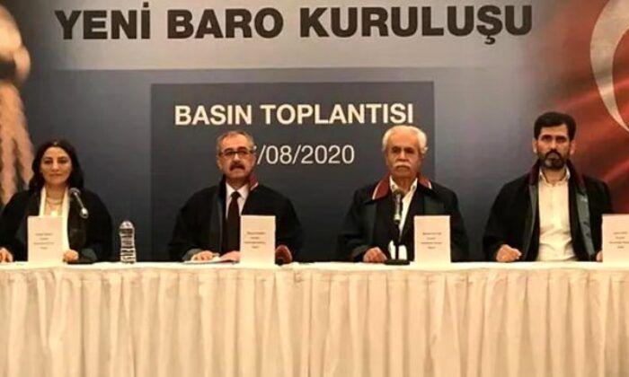 MHP Genel Başkan Yardımcısı Feti Yıldız açıkladı: İstanbul'un ikinci barosunun kuruluşu için imzalar tamamlandı