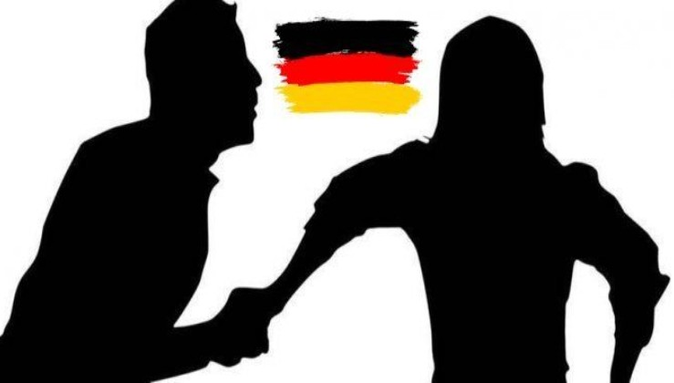 Almanya'da sokağa çıkma yasağının ardından aile içi şiddette artış