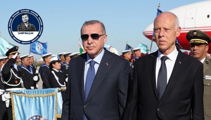 'Olası askeri desteğin üssü Tunus olabilir'