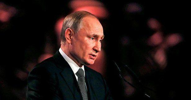 Rusya lideri Putin'den Türkiye'ye taziye mesajı