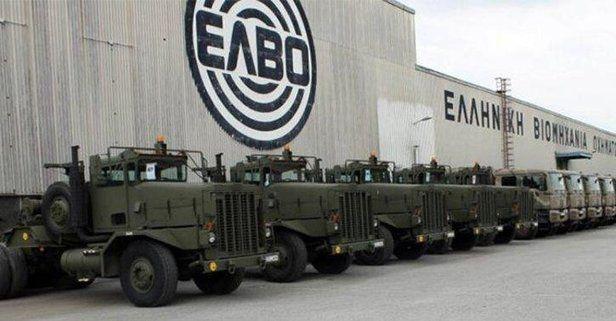 SON DAKİKA: Yunanistan ekonomik krizin eşiğinde! En büyük askeri araç firması İsrailli şirkete satıldı