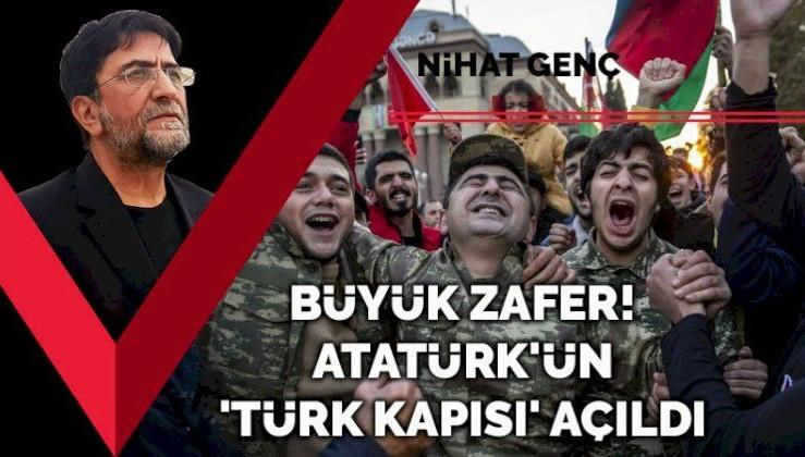 Büyük zafer! Atatürk'ün 'Türk Kapısı' açıldı