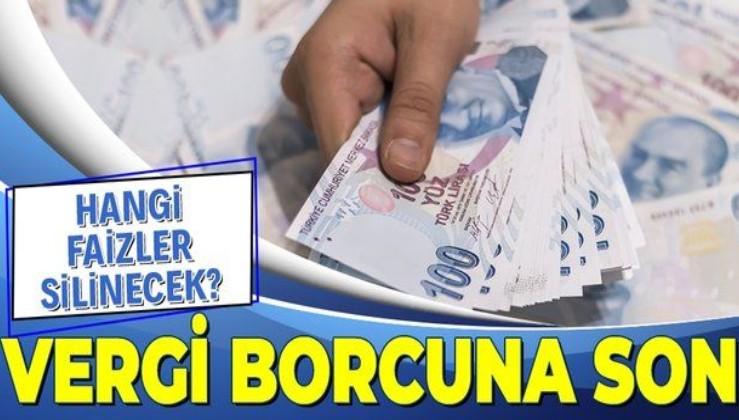Vergi borcu ve cezalarına yapılandırma müjdesi! Başvuru süresinde son 2 haftaya girildi