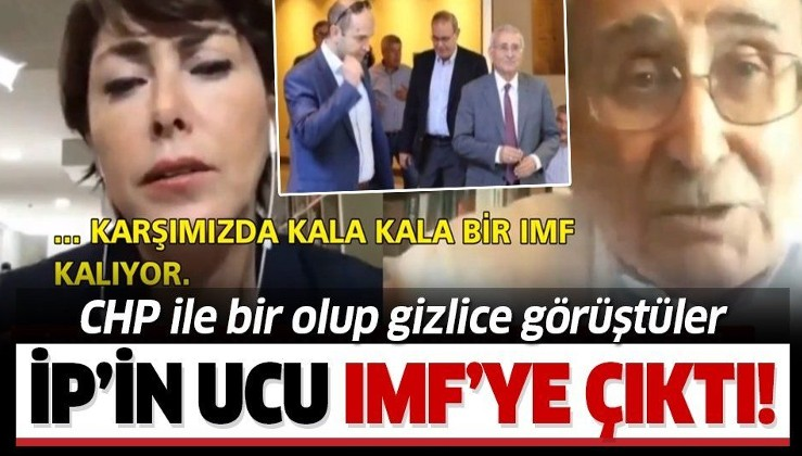 İYİ Partili Durmuş Yılmaz: Türkiye için kaynak bulmanın tek çaresi IMF