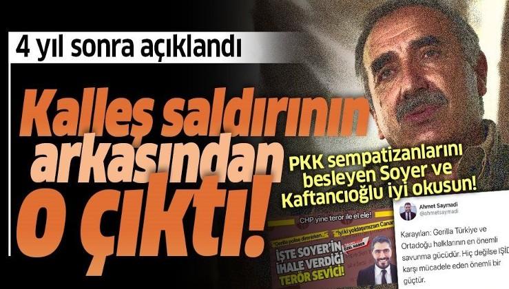 Gerekçeli karar açıklandı! Talimat elebaşı Murat Karayılan'dan