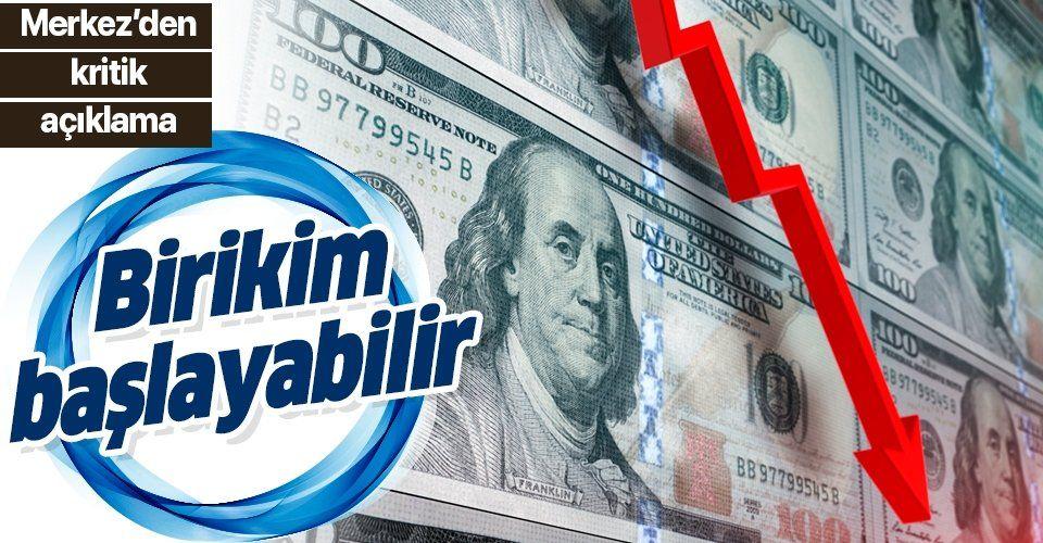 SON DAKİKA: Merkez Bankası Başkanı Naci Ağbal'dan kritik döviz açıklaması