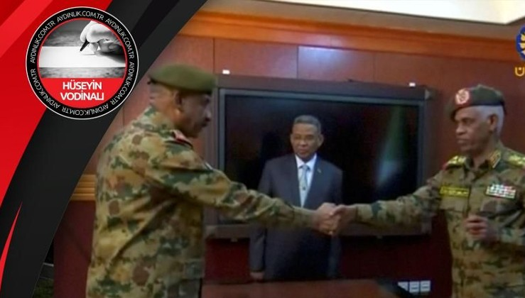Sudan'daki darbeyi bir de böyle okuyun... ABD topyekün saldırıya geçti!
