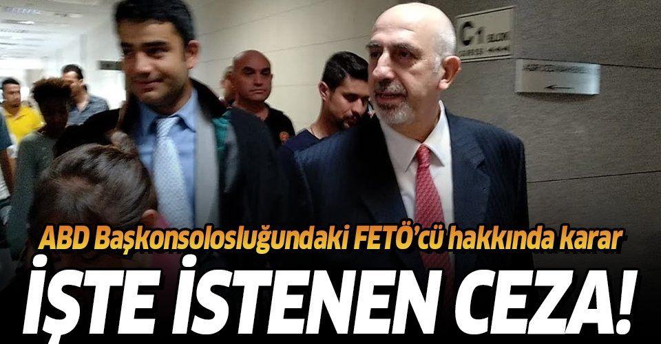 ABD İstanbul Başkonsolosluğu görevlisi Nazmi Mete Cantürk'ün davasında flaş gelişme