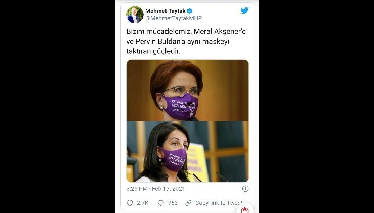 MHP Milletvekili Mehmet Taytak 12'den vurmuş hedefi