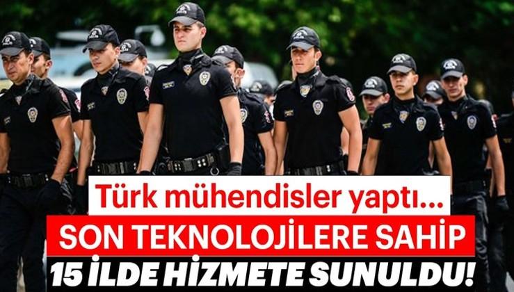 Son dakika: Ankara ve İstanbul polisi için milli kriptolu telsiz