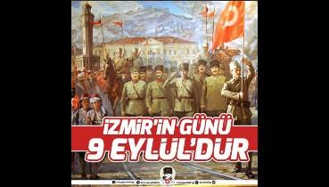 TGB İzmir: İzmir'in Günü 9 Eylül'dür!