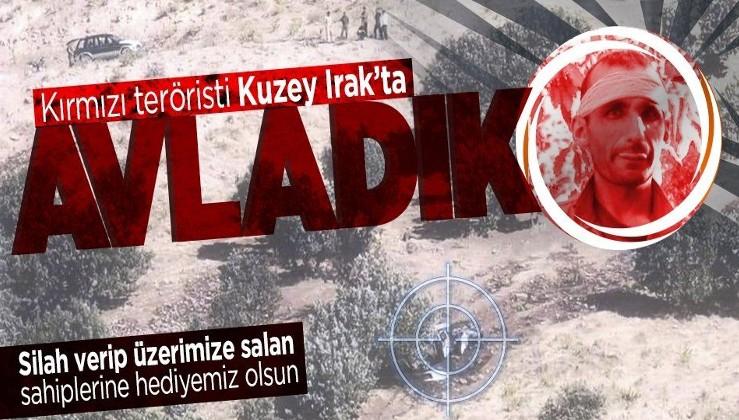 MİT'ten Kuzey Irak'ta operasyon: Kırmızı kategoride yer alan PKK'lı Ulaş Doğan etkisiz hale getirildi!