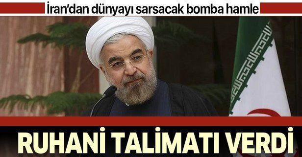 İran'dan kritik nükleer hamlesi!.
