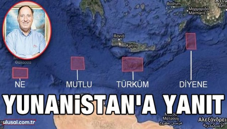 Yunanistan'a yanıt