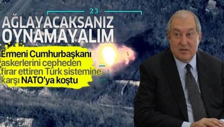 Ermenistan, Azerbaycan'ı SİHA kullandığı için NATO'ya şikayet etti