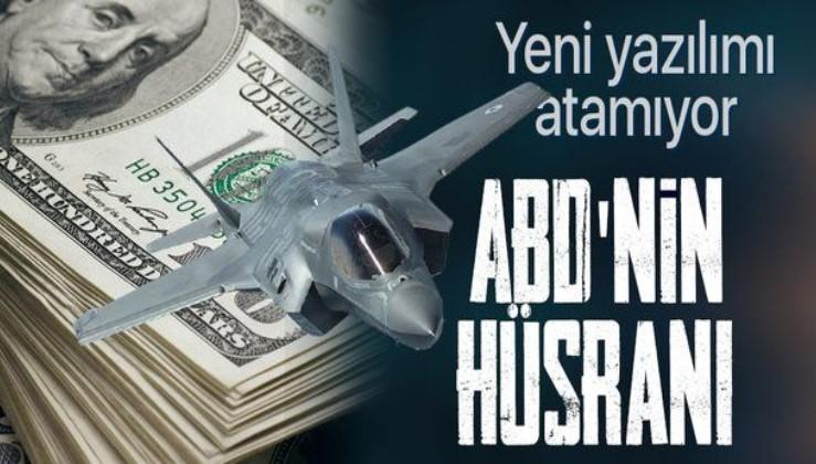ABD Sayıştayı: F-35 savaş uçaklarını güncellemenin maliyeti 2 milyar dolar arttı