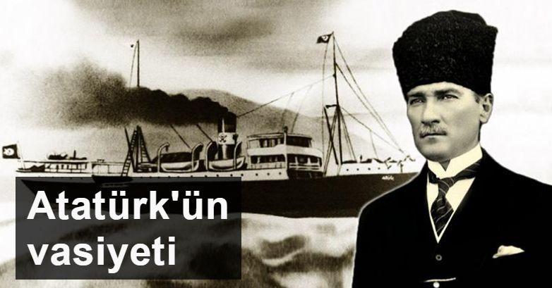 Atatürk: Sovyet dostluğundan ayrılmayın!