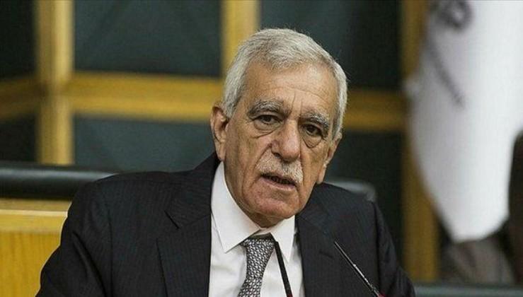 Kobani soruşturmasında flaş gelişme: Ahmet Türk adli kontrolle serbest bırakıldı