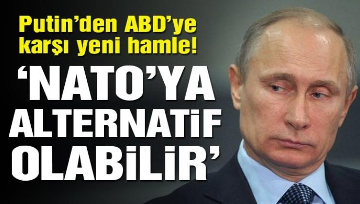 Putin'den ABD'ye karşı yeni hamle!