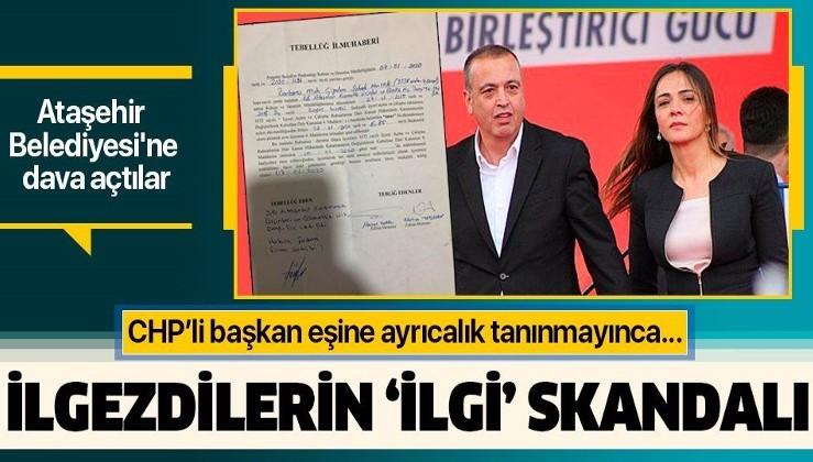 Ataşehir Belediye Başkanı Battal İlgezdi'nin dosyası kabarık! Sayıştay tek tek tespit etti.