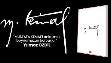 """""""Atatürk""""e saygınız gerçekse; """"Mustafa Kemal"""" diye kaynakçasız kitap yazan Yılmaz Özdil'e, """"Mustafa"""" diye kitap yazan Can Dündar'a da tepki gösterin!"""