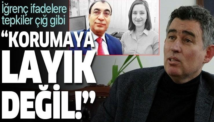 Son dakika: TBB Başkanı Metin Feyzioğlu'ndan Ceren Damar Şenel cinayeti davasındaki sanık avukatına tepki.