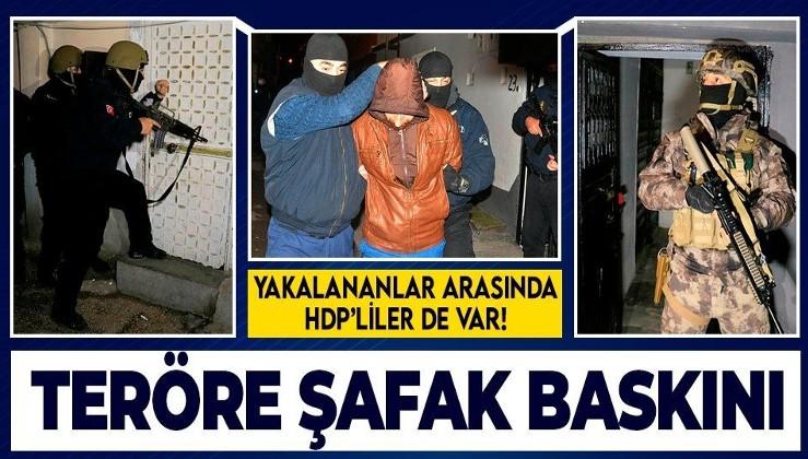 Ankara'da PKK'ya yönelik soruşturması kapsamında 12 kişi hakkında gözaltı kararı