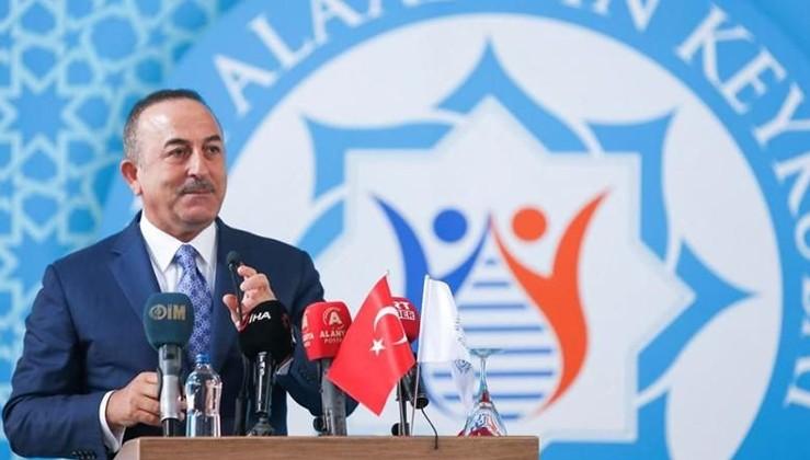 Çavuşoğlu: Batı gücünü kaybediyor ama Asya yükseliyor!