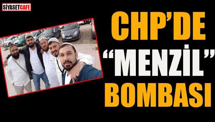 CHP'de Menzil tarikatına mensup belediye meclis üyesi bombası!