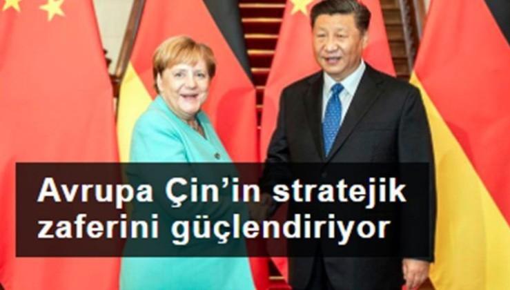 Fınancıal Tımes: Avrupa Çin'in stratejik zaferini güçlendiriyor