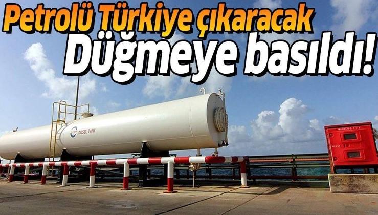 Libya'da petrolü Türkiye çıkaracak! Düğmeye basıldı