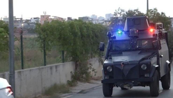 Adana'da 7 adrese DEAŞ baskını! Gözaltılar var