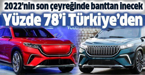 Yerli otomobil (TOGG) tedarikçilerin yüzde 78'ini Türkiye'den seçti
