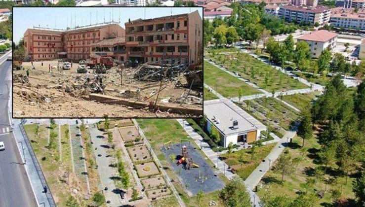 PKK'lı teröristlerin Elazığ İl Emniyet Müdürlüğüne saldırısının üzerinden 5 yıl geçti, acısı hala geçmedi